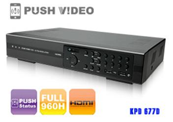 Spesifikasi DVR Avtech KPD 677 D (DVR 8 Chanel)